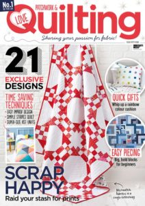 Love Patchwork and Quilting Issue 54