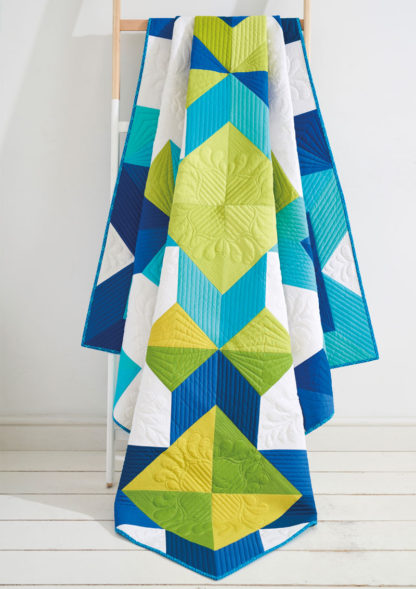 Ice Breaker Quilt - photo provided by Love Patchwork and Quilting