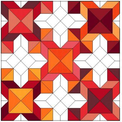 orange/red colorway