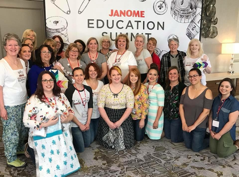 Janome Education Summit 2018