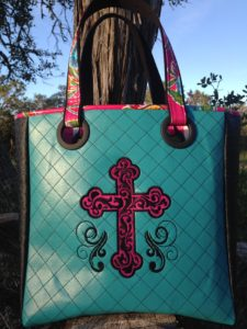 The second generation Mamacita Loca bag