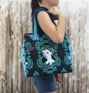 Mamacita Tote in Quilting Cotton