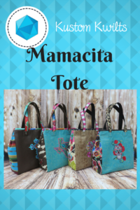 Embroidered Mamacita Totes
