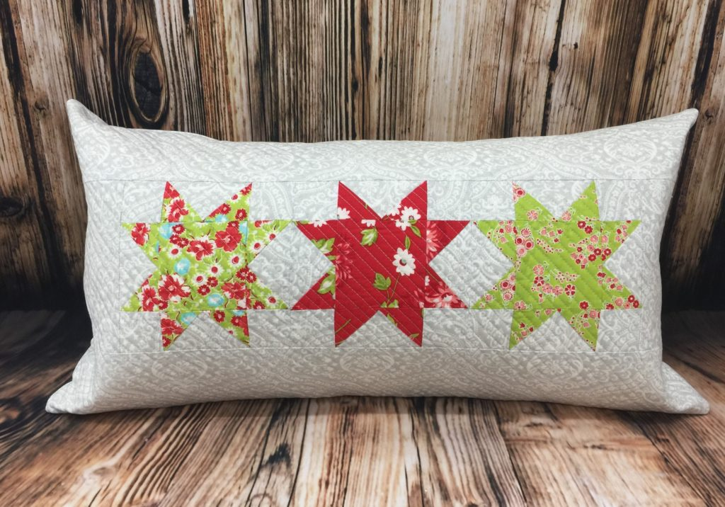 All is bright pillow